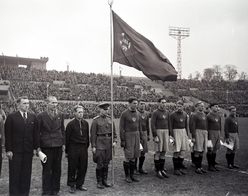 Vsevolod Bobrov, urss, união soviética, ussr, futebol, política, rússia, história, cska, cdka, moscou