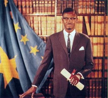 patrice lumumba primeiro-ministro pierre kompany vincent kompany bélgica futebol política congo zaire prefeito negro grashoren colonização rei leopoldo II política