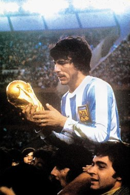passarella argentina seleção copa 1978 futebol política ditadura militar
