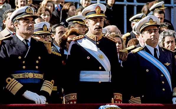 argentina seleção copa 1978 futebol política ditadura militar jorge rafael videla