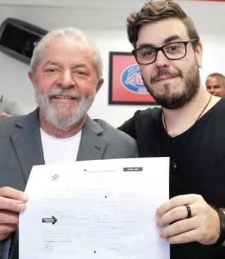 william de lucca palmeiras futebol política preconceito homofobia ativismo jornalismo lula presidente