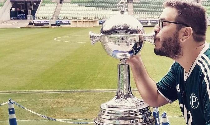 william de lucca palmeiras futebol política preconceito homofobia ativismo jornalismo